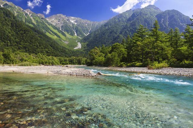 Khám phá thiên nhiên: Nhật Bản