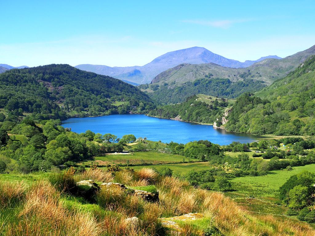 Khám phá thiên nhiên: Snowdonia